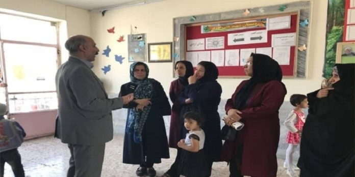 Iran family's desperate efforts to register their children in schools