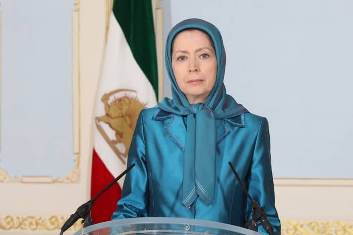 Maryam Rajavi, President-elect of the National Council of Resistance of Iran (NCRI)