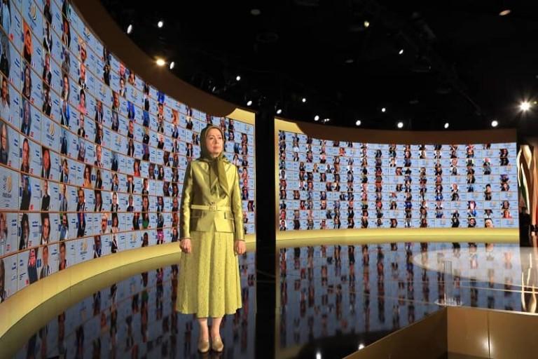 Maryam Rajavi: Free Iran Speech; Part 1
