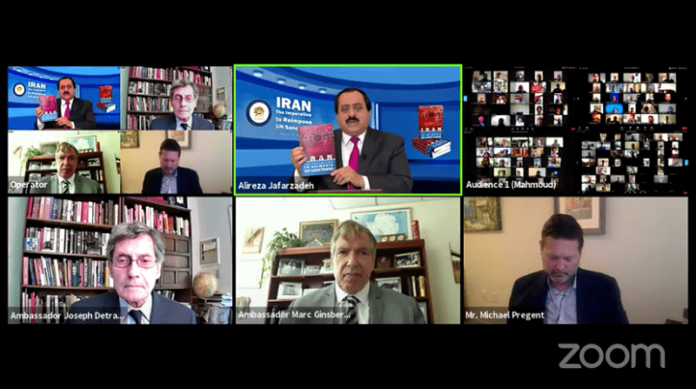Virtual briefing on Iran: Reimposing UN Sanctions