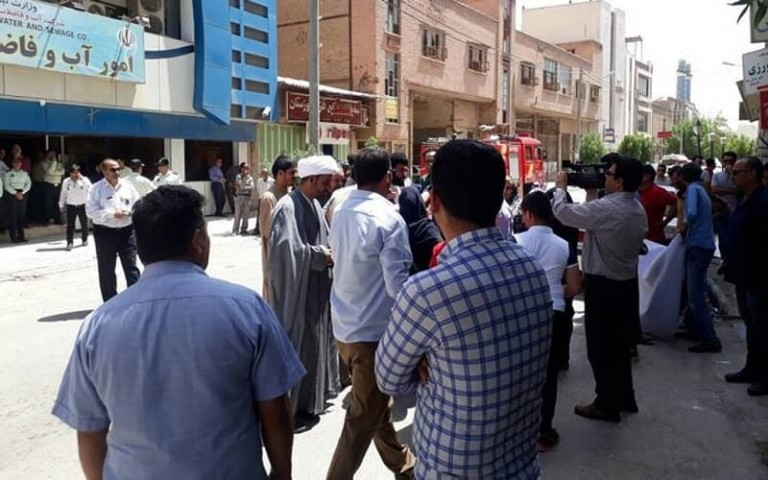 Iran: Protests by Numerous Sectors Take Place All Over Country