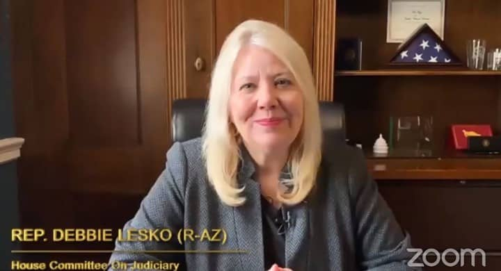 Rep. Debbie Lesko (R-Arizona)