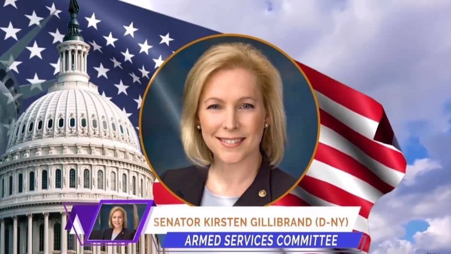 U.S. Senator Kirsten Gillibrand, at the online event calling for international support for a free Iran, imposing sanctions targeting the regime & holding the mullahs accountable for their ongoing crimes
