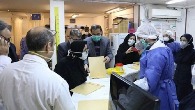 Iran Media Outlets Warning of Protests Over Coronavirus and Stock Market Collapse