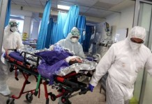 Iranian officials rudely blame the people for increasing the Covid-19 death toll while they are the first responsible for leaving millions of people in starvation and places contaminated with the coronavirus