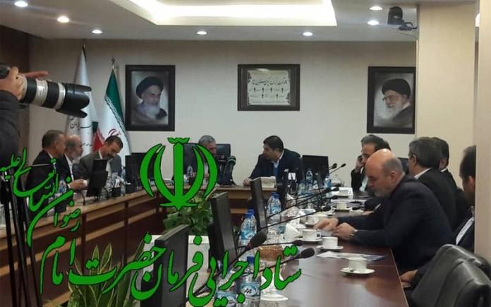 The Execution of Imam Khomeini's Order (EIKO) as a part of Ali Khamenei's economic empire monopolized billions of dollars of national assets.