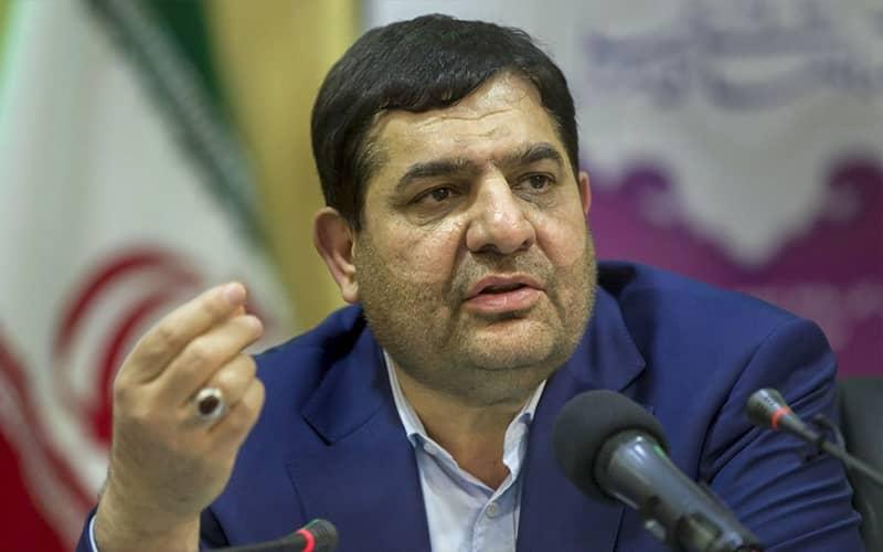 Mohammad Mokhber, kepala EIKO, ketua Bank Sina, dan mantan wakil gubernur Provinsi Khuzestan