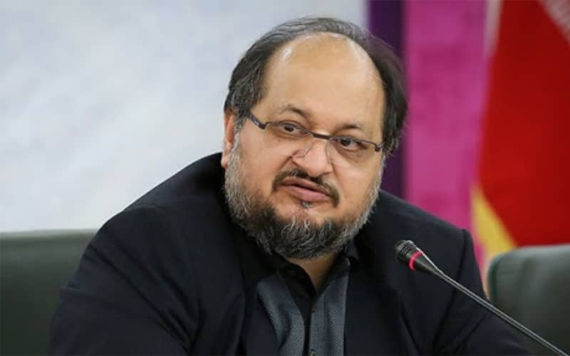 Mohammad Shariatmadari, the EIKO first chief and former minister of industry, mine, and business in the Hassan Rouhani administration