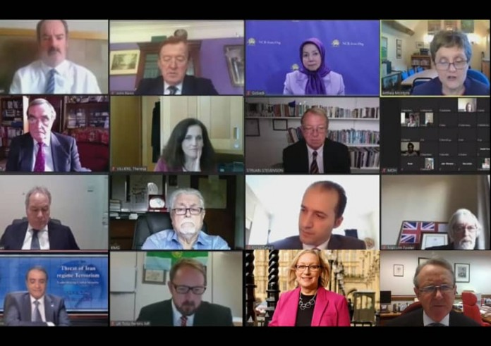 As the Iranian regime intensifies its terror activities against the opposition, UK lawmakers and Irish politicians express their support for the NCRI, calling on closing Iranian embassies and expelling diplomats.