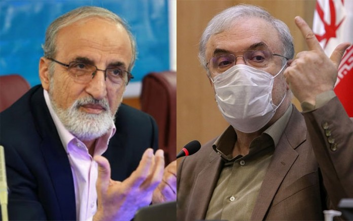 As the novel coronavirus claims more lives among citizens, Iranian authorities lay blame on each other to evade responsibility.