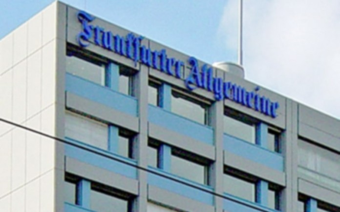 A German court sentenced Frankfurter Allgemeine Zeitung newspaper to remove its misleading article against the Iranian opposition MEK.