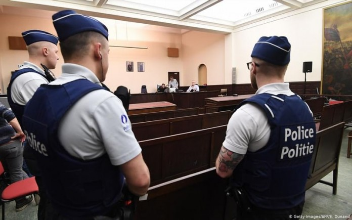 In a rare event, a European court is supposed to try Iranian agents, including a diplomat, for involvement in a terror attack.
