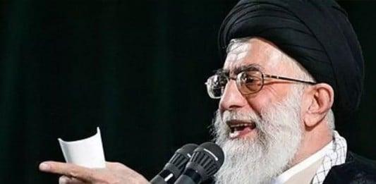 Iranian Supreme Leader Ali Khamenei leaked his concerns over the Mojahedin-e Khalq's popularity under the banner of 'security threats.'
