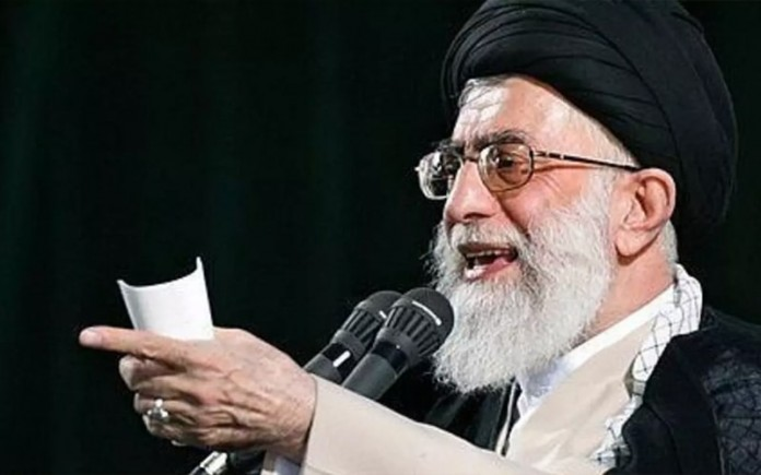 Iranian Supreme Leader Ali Khamenei leaked his concerns over the Mojahedin-e Khalq's popularity under the banner of 'security threats.'