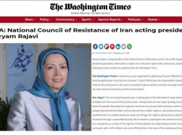 Iran regime is in a much weaker position compared to last year and the society writ-large is on the verge of a real explosion—Maryam Rajavi