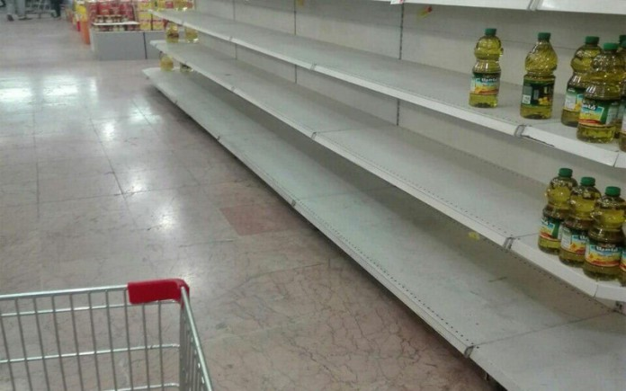 In Iran, essential goods are becoming scarce one after another. However, the authorities not only do nothing but also deny these problems.