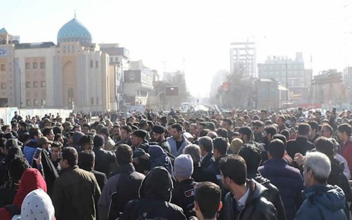 Despite the ayatollahs' propaganda and misinformation campaign, Ali Khamenei admits to the MEK's crucial role in anti-establishment protests.