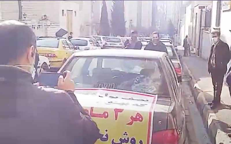 Third Rally of Shahin Car's Customers
