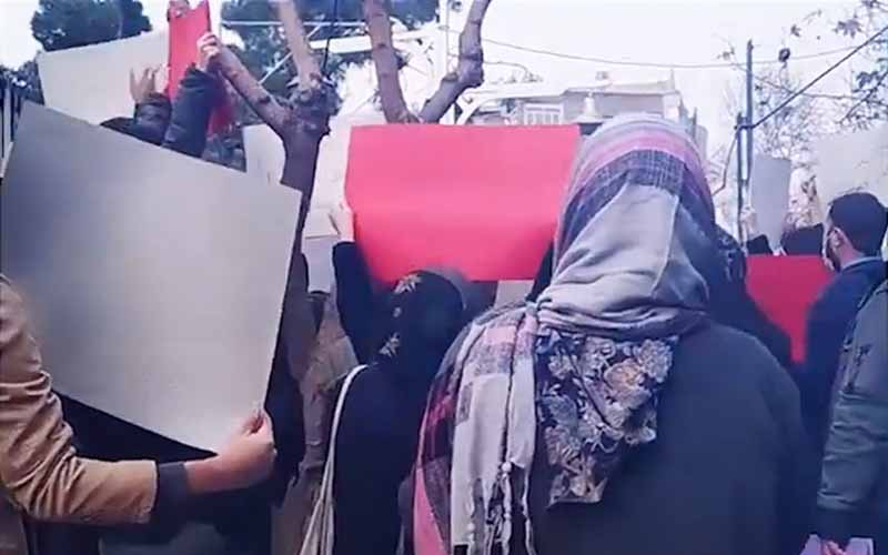 Haft-Tappeh Workers' Rally Against Corrupt Managers