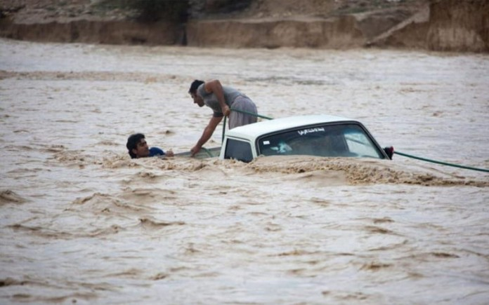 Iranian officials' indifference toward flood-stricken citizens' suffering in southern provinces may ignite anti-regime protests.