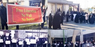 Given the Iranian regime's plundering and profiteering policies, Iranian citizens raised their voices for their inherent rights during eight rallies on December 22.