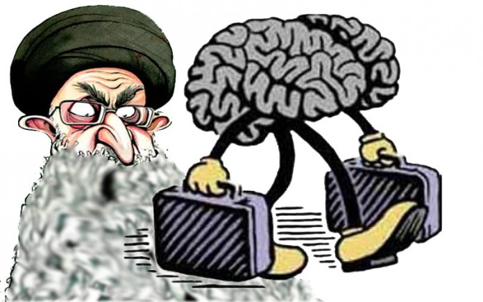 The mullahs' oppressive measures against Iran's young generation have unprecedentedly intensified the brain drain in the country.
