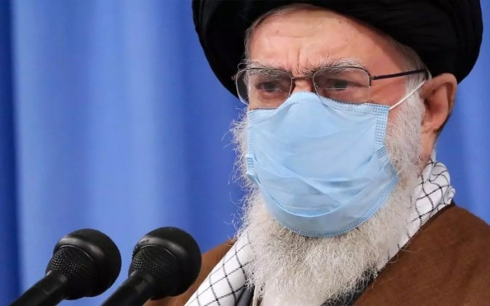 Science Ministry official describes Supreme Leader Ali Khamenei as the country's main problem, saying,