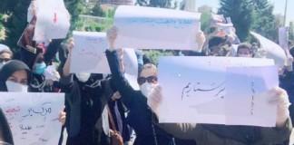 Khamenei Sheds Crocodile Tears for Nurses without Taking Action