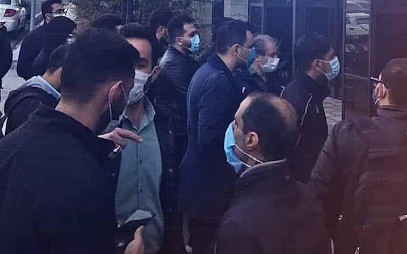 Rally of Shahin Car's Customers