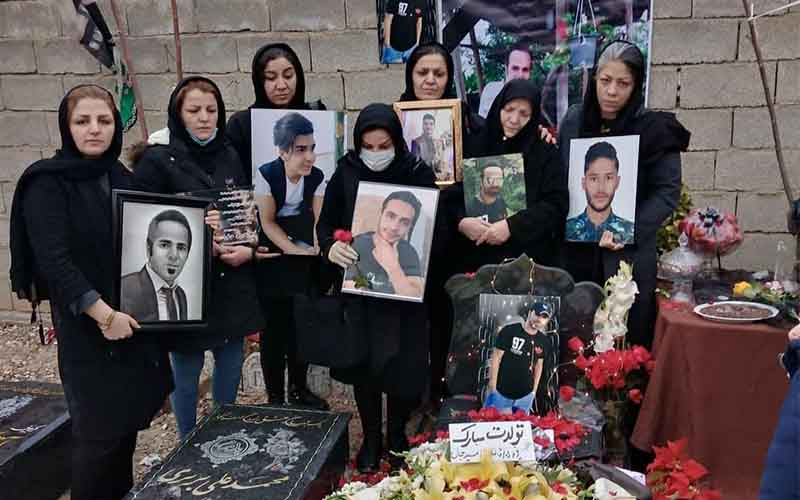 Commemoration of November Protests Victim's Birthday