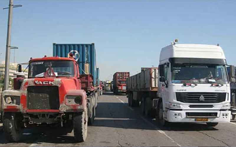 Rally of Truck Drivers