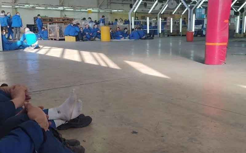 Strike of IKCO Staff—Iranian citizens continue protests on January 29
