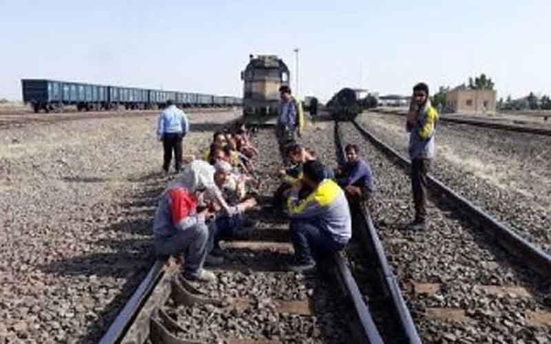 Strike of Railroad Workers