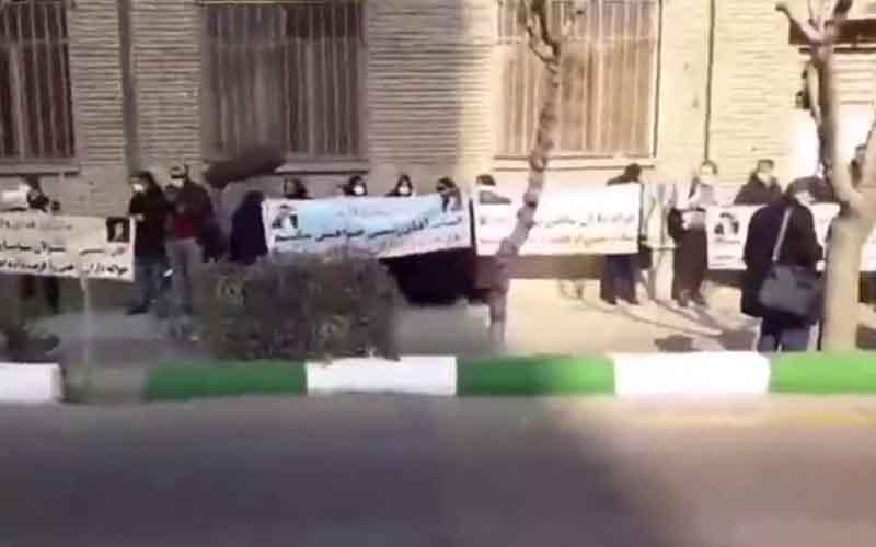 Rally of Shahin Cars' Customers