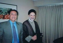 For many years, Lotfollah (Kaveh) Afrasiabi was improving the Tehran's propaganda and misinformation campaign as a scientist politician.