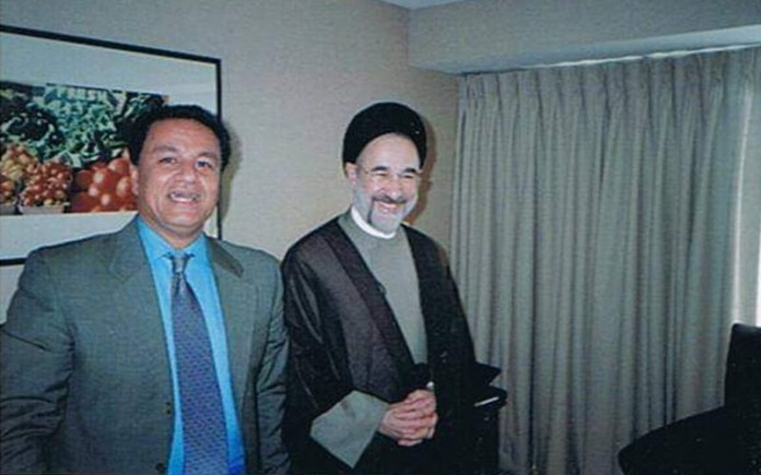 For many years, Lotfollah (Kaveh) Afrasiabi was improving the Tehran's propaganda and misinformation campaign as a politicial scientist.