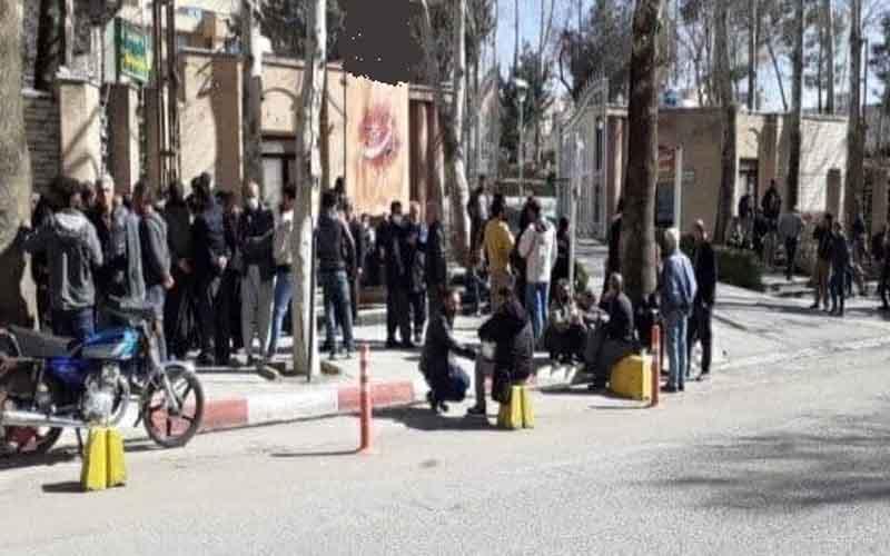 Rally of Vendors — Warga Iran melanjutkan protes pada 13 Februari