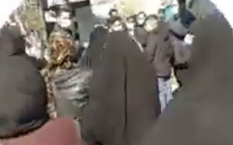 Rally of Stockholders—Iranian citizens continue protests on February 4