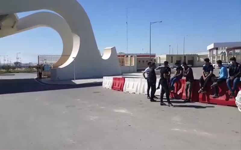 Rapat Umum Pemuda Penganggur — Warga Iran melanjutkan protes pada 13 Februari