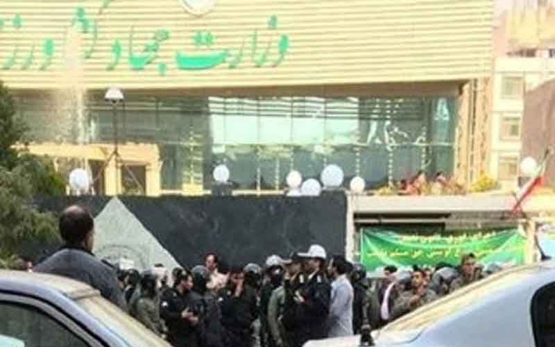 Rally of Poultry Farmers—Iranian citizens continue protests on February 4