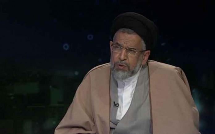 Iranian regime's minister of intelligence Mahmoud Alavi