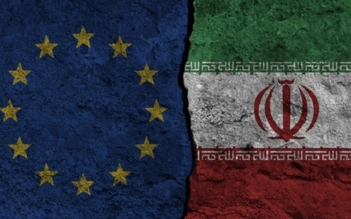 It's true that many of Europe's businesses want a piece of Iran's economy