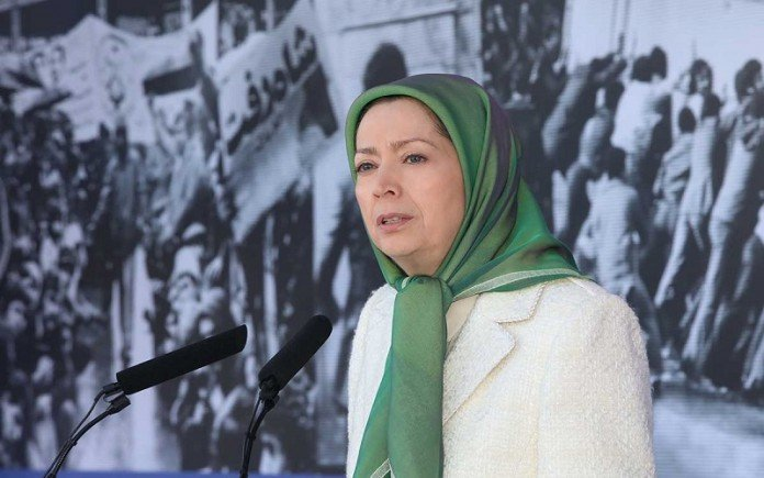 Maryam Rajavi: Iran has continually been consumed by restlessness, revolt and rebellion for freedom.
