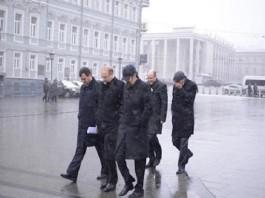 Iran's parliament speaker Mohammad Baqer Qalibaf's trip to Russia