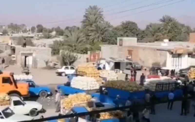 Strike of Farmers—Iranians continue protests from March 3 to 7