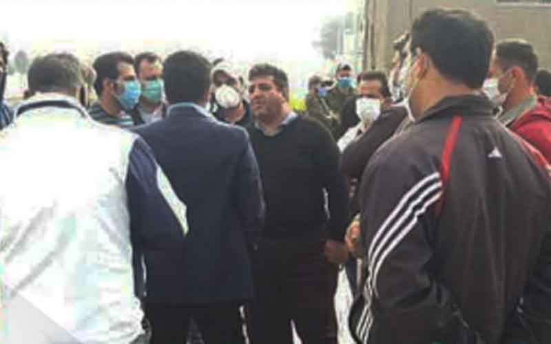 Strike of Railroad Workers—Iranians continue protests from March 3 to 7