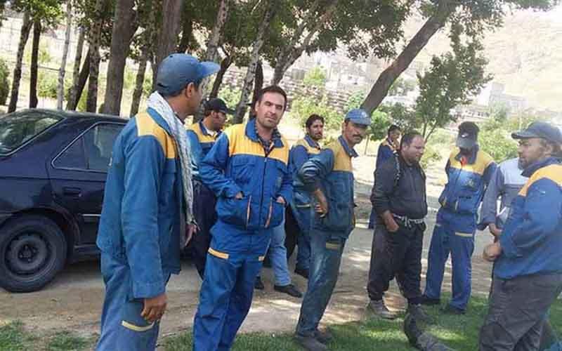 Reli Pekerja Kereta Api Noor-Abad — Warga Iran melanjutkan protes pada 8 Maret