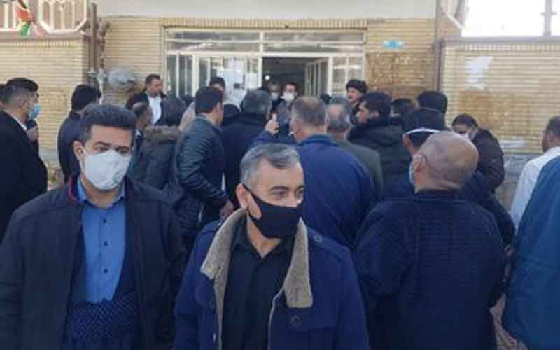 Rally of Oil-Tanker Drivers—Iranians continue protests from March 3 to 7