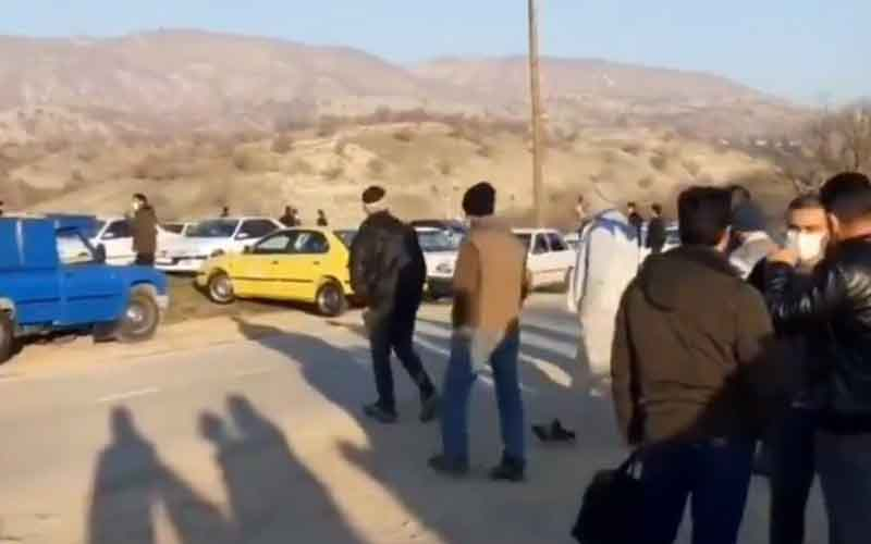Rally of Petrochemical Workers—Iranians continue protests from March 3 to 7