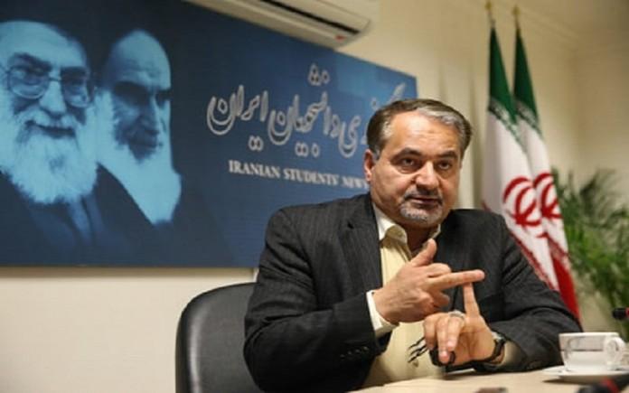"Hossein Mousavian Iranian regime's former ambassador to Germany and current ""scholar"" at Princeton University"
